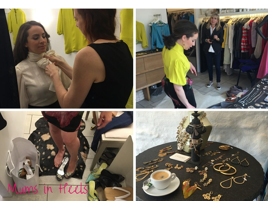 Mums in Heels Styling Sara Schlumpf Couture