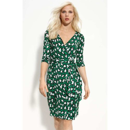 DVF New Julian Wrap up dress