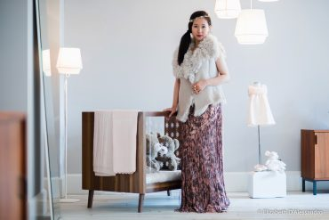 The tale of Jing Su and her fashion moments at Maison Gassmann