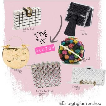 The Clutch: The Ultimate Timeless Style Accessory & Every Fashionista's Best Friend
