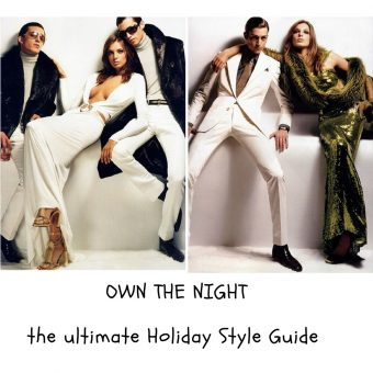 Exclusive Holiday Style Guide