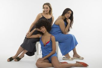 Cucumber Clothing: What hot women wear to keep cool at night, dealing with hot flashes, night sweats and the discomforts of being a new mum