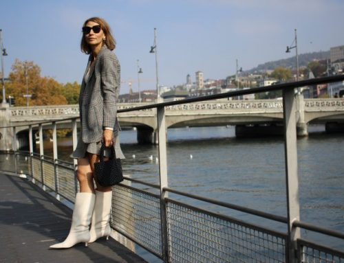 Fall is upon us. Five transition outfit ideas for the Autumn season