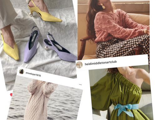 The best fair and sustainable fashion brands I know on Instagram