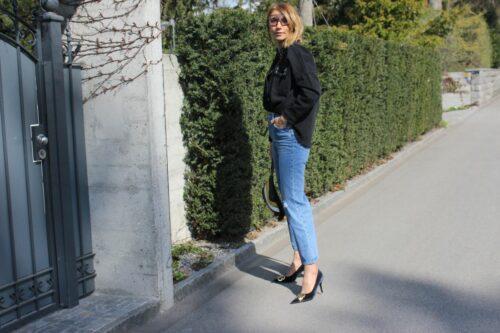ribcage jeans levi's